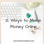 12 Ways to Make Money Online
