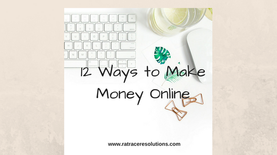 12 Easy Ways to Make Money Online