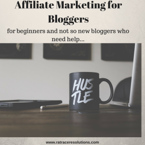 Affiliate Marketing for Bloggers ebook Course
