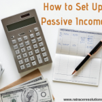 How to Set Up Passive Income