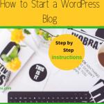 How to Start a WordPress Blog