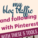 must have 5 Pinterest tools and resources