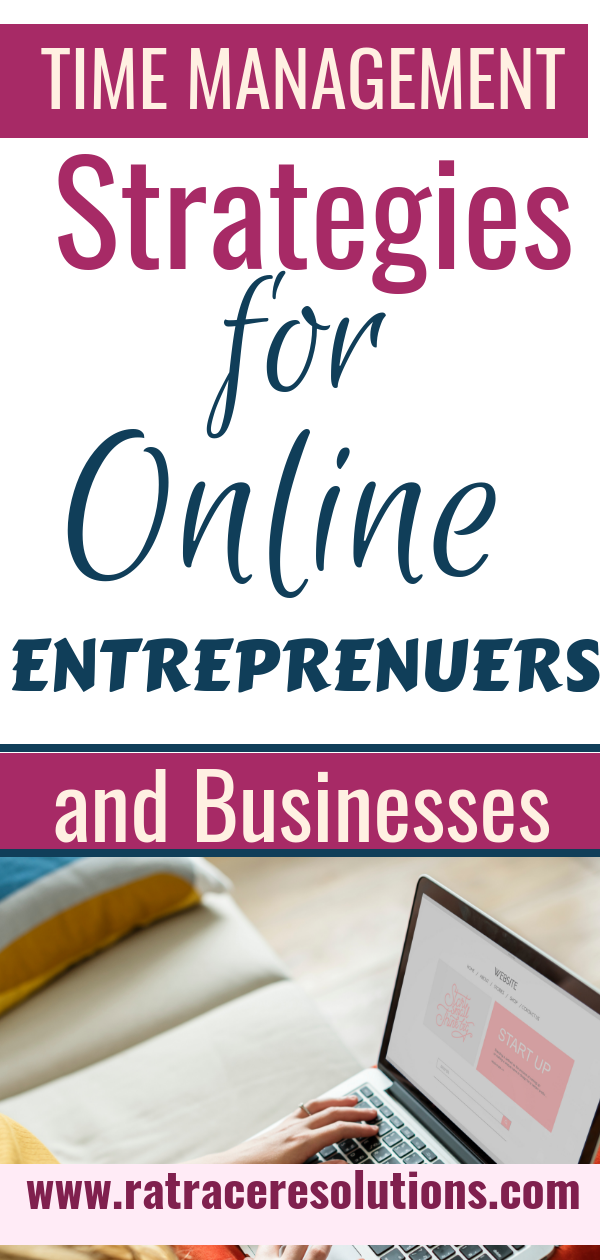 time management strategies for online entrepreneurs