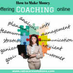How to Make Money Offering Coaching Online