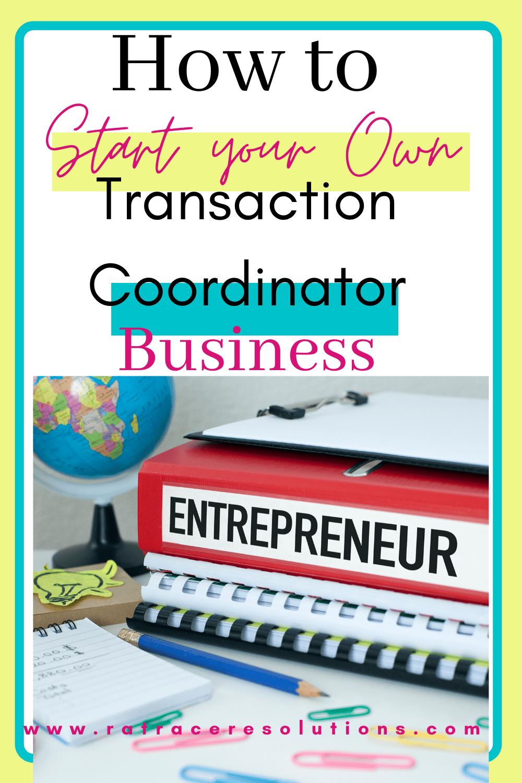 transaction coordinator
