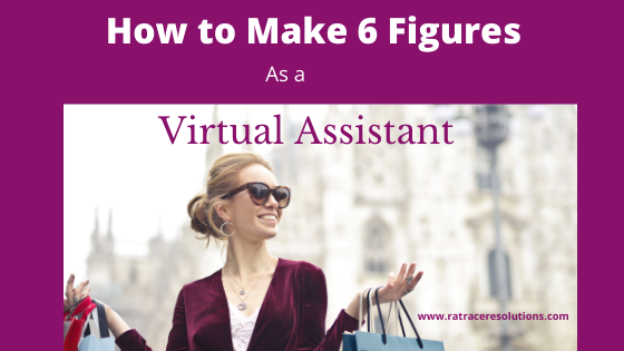 6 figure virtual assistant