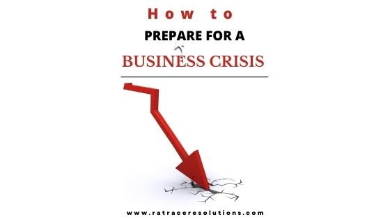 how to prepare for a business crisis