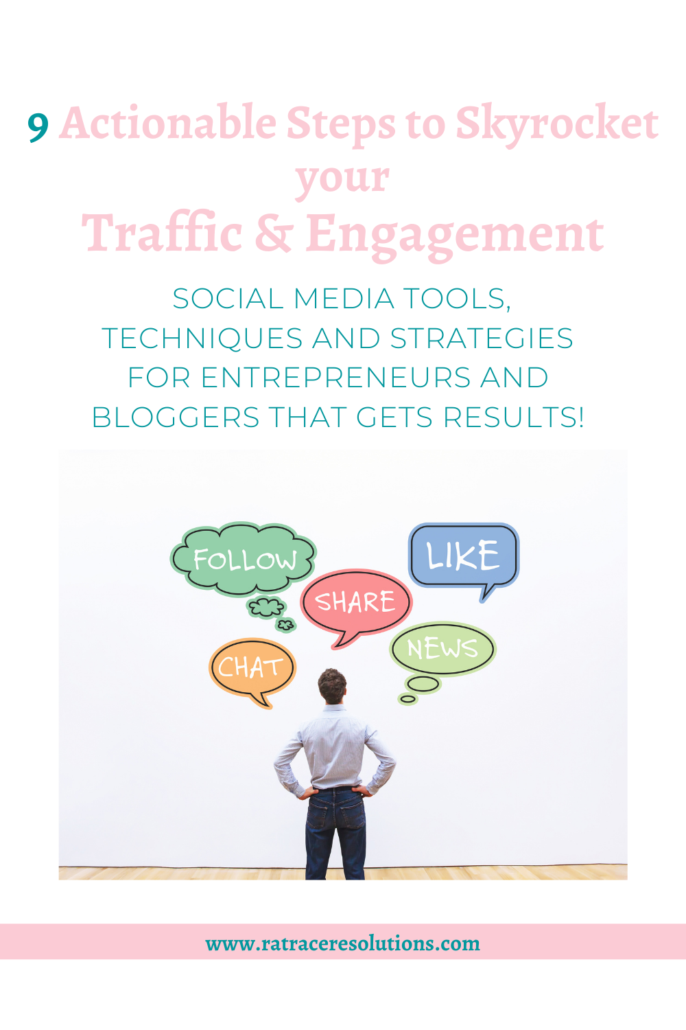 Strategies to increase your website traffic and engagement